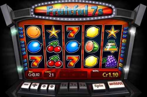 Hit The Jackpot With Top Fruitful Casino Machine