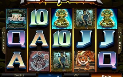 Tomb Raider The Best Australia Online Pokies